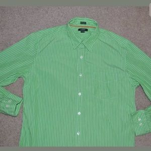 J.CREW Tailored Fit Long Sleeve L